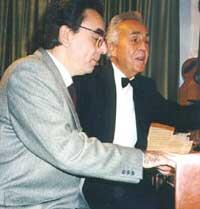 F. Bañó Llorca y F.Bañó Fernando
